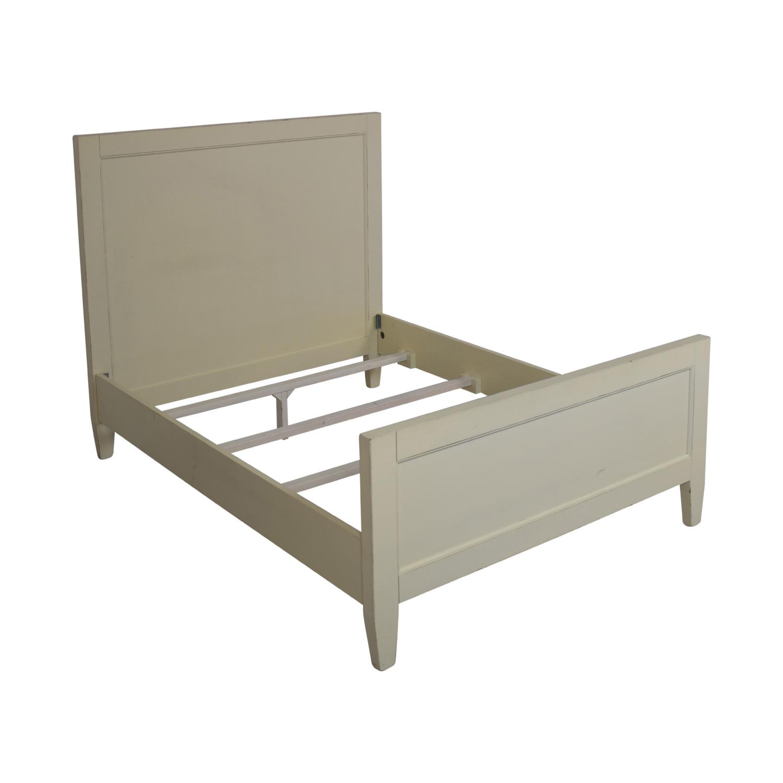 Crate & Barrel Crate & Barrel Buying & Design Harbor Dama Full Bed on sale