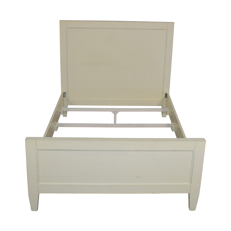Crate & Barrel Buying & Design Harbor Dama Full Bed / Beds