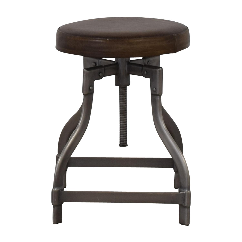 Restoration Hardware Draftsman's Stool / Chairs