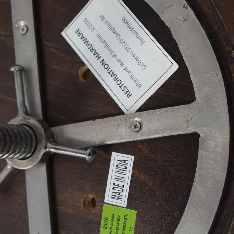 shop Restoration Hardware Draftsman's Stool Restoration Hardware Chairs