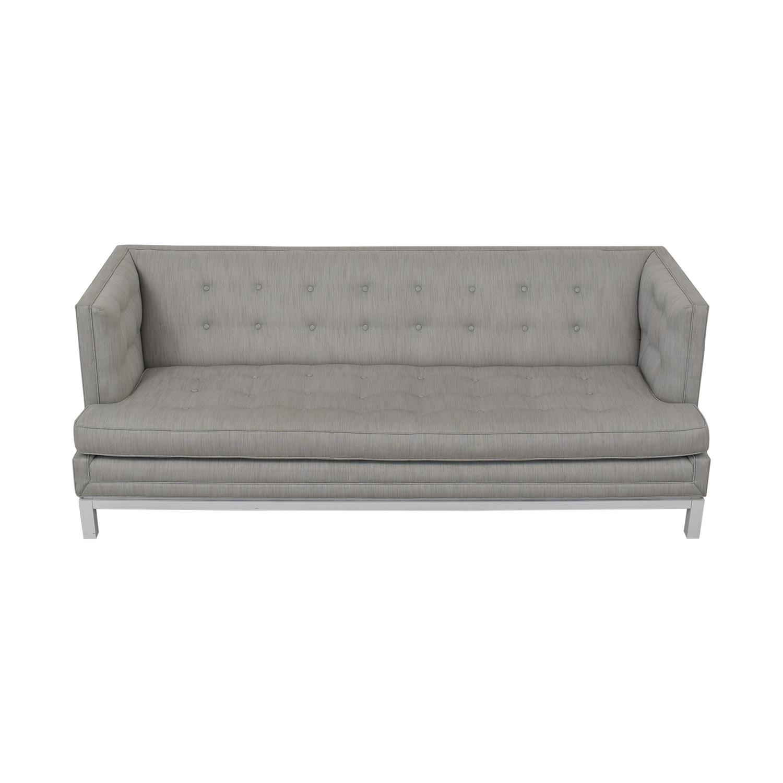 Jonathan Adler Jonathan Adler Lampert T-Arm Sofa for sale