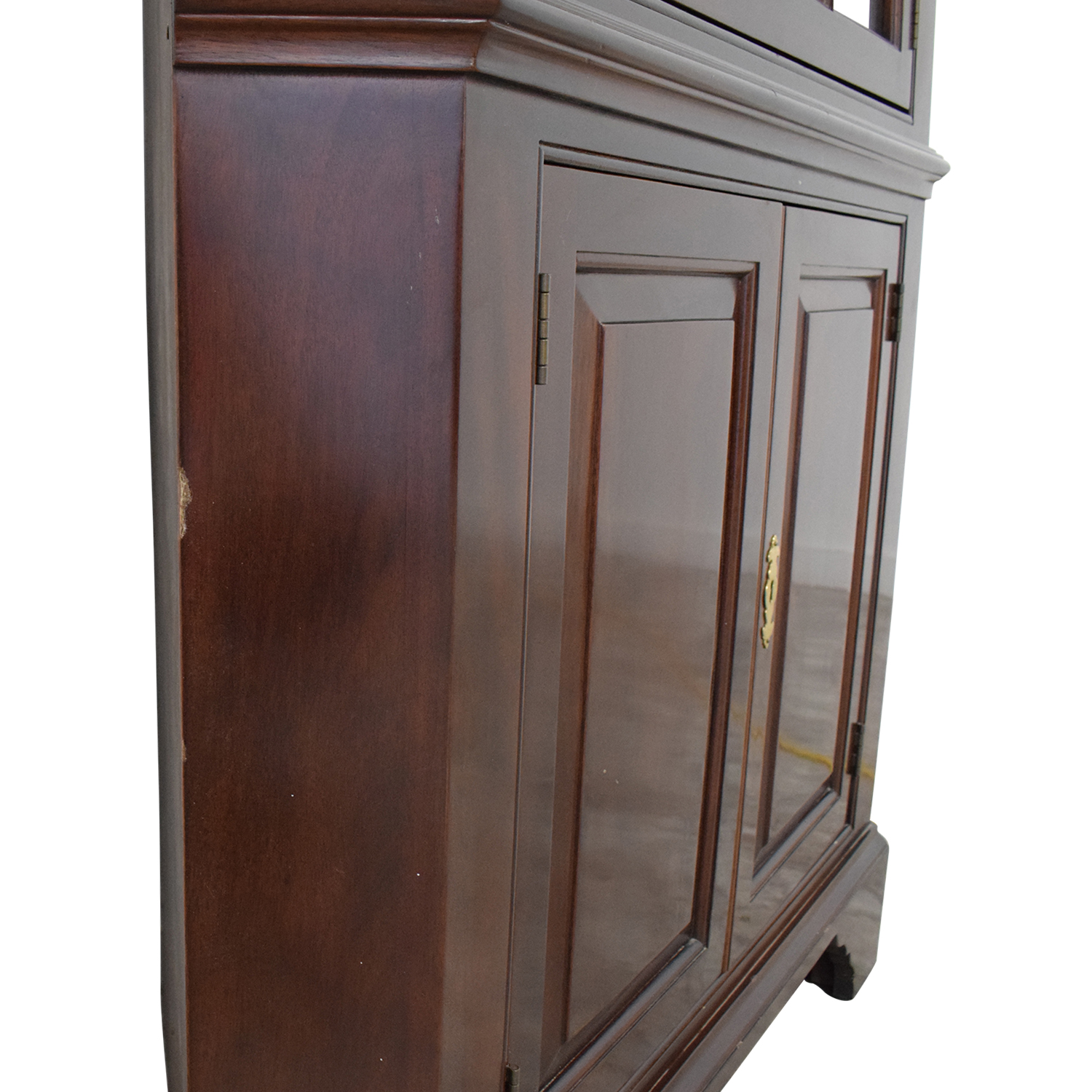 buy Stickley Furniture Stickley Furniture Corner Hutch online