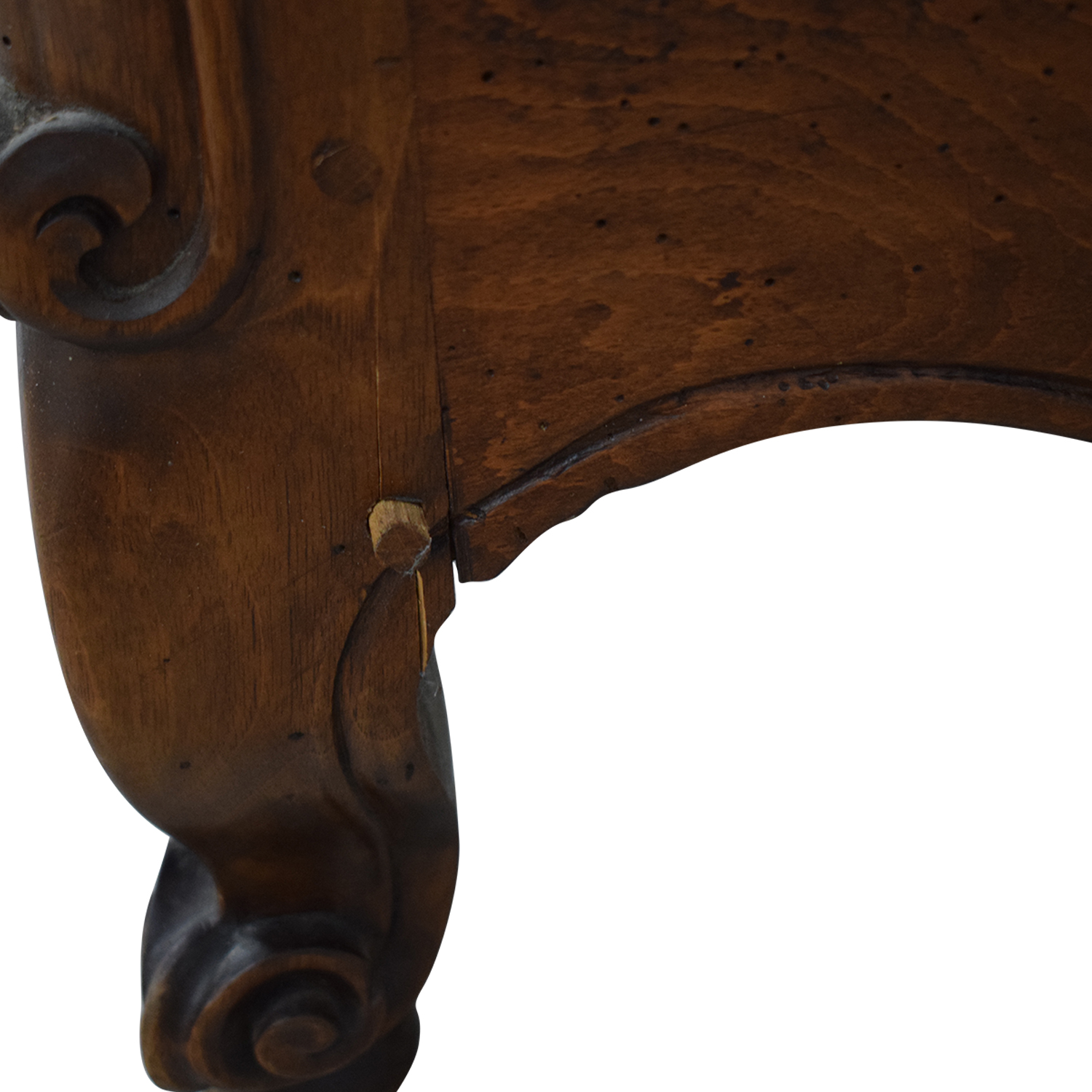 French Louis XV-Style Walnut Armoire price
