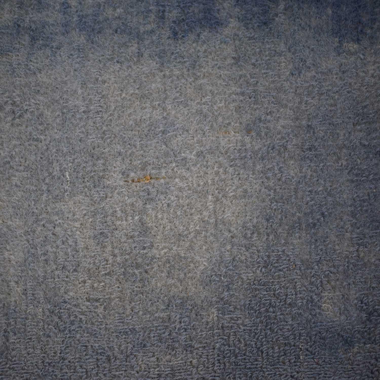 West Elm West Elm 8 X 10 Distressed Rococo Blue Lagoon Rug Decor