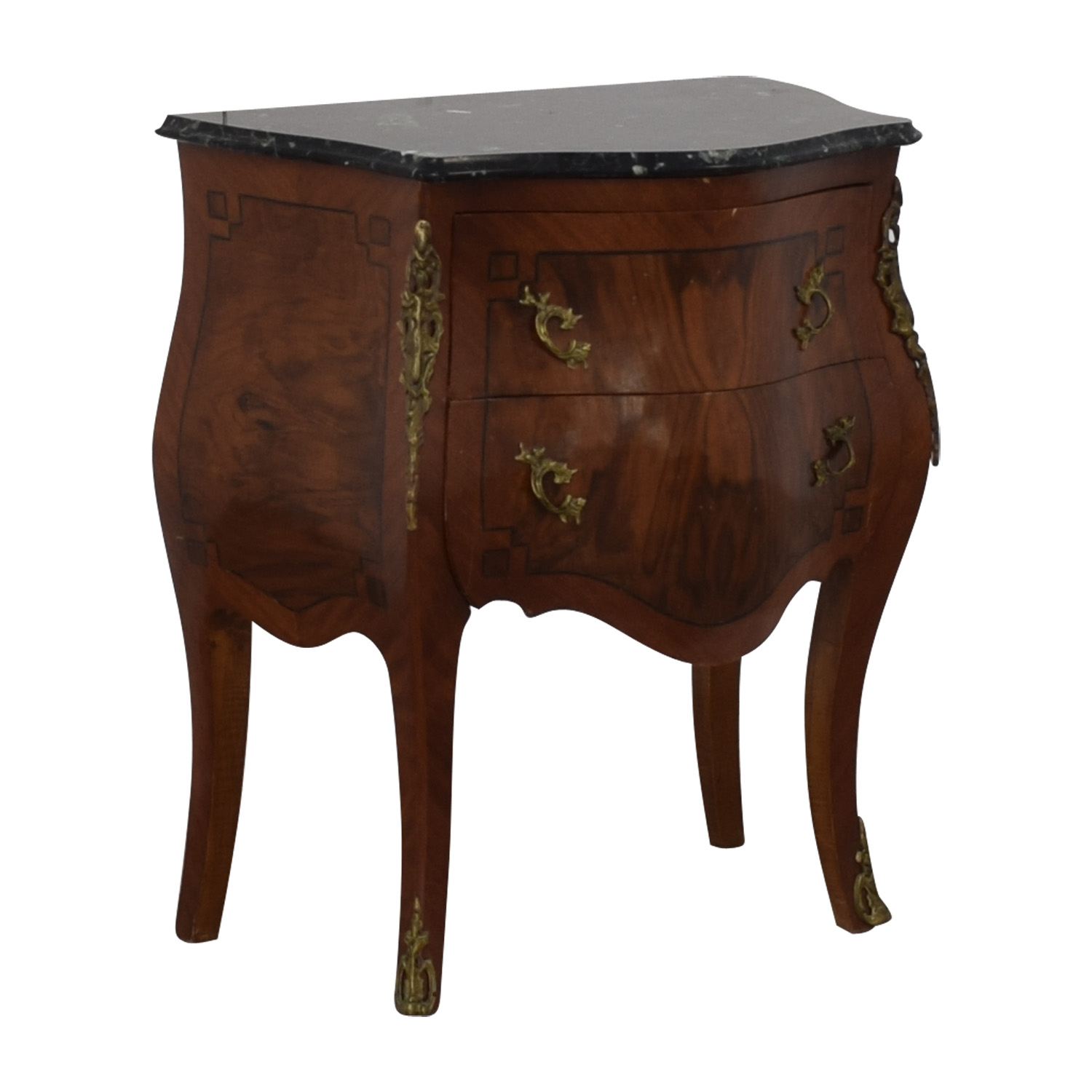 Antique End Table second hand
