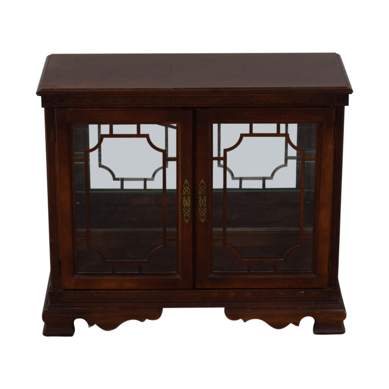 Pulaski Furniture Pulaski Antique Cabinet on sale