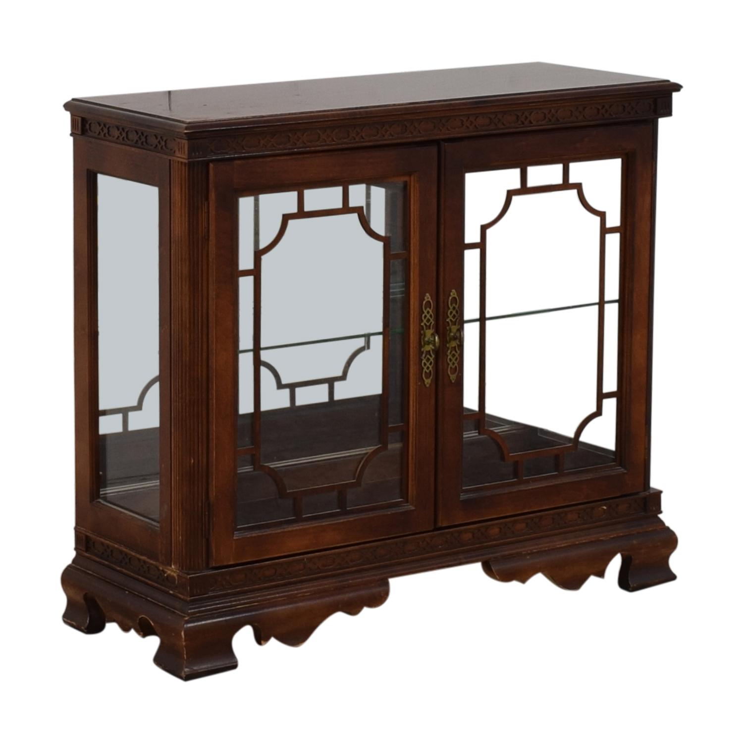 shop Pulaski Furniture Pulaski Antique Cabinet online