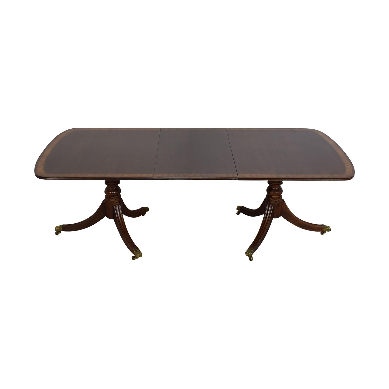 83% OFF - Henredon Furniture Henredon Dining Room Table / Tables