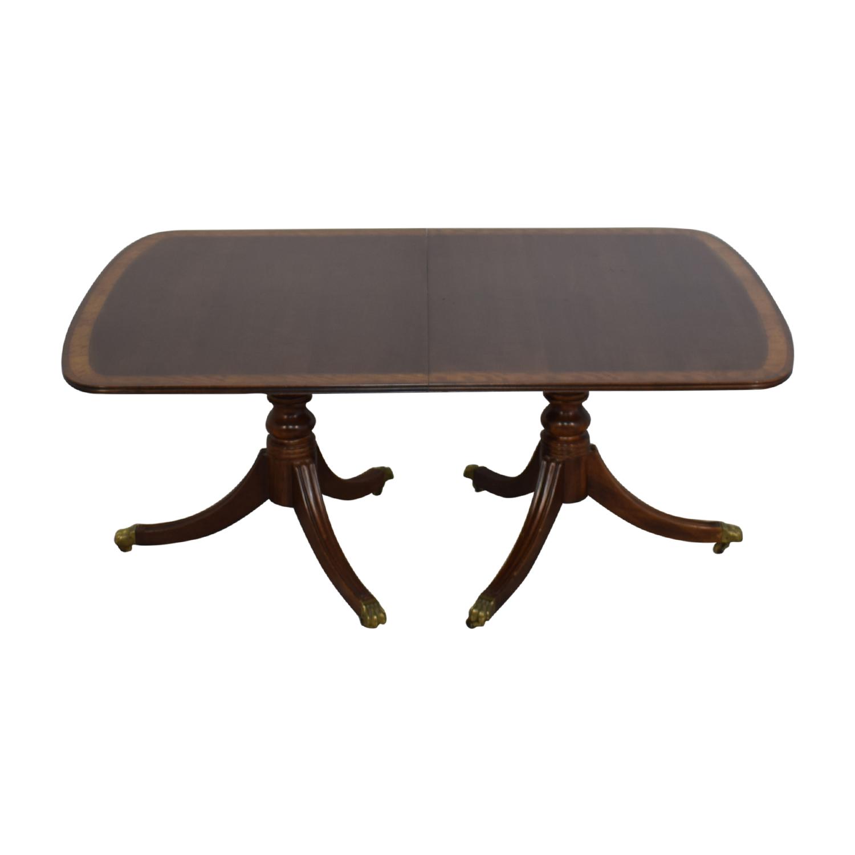 Henredon Furniture Henredon Dining Room Table Tables