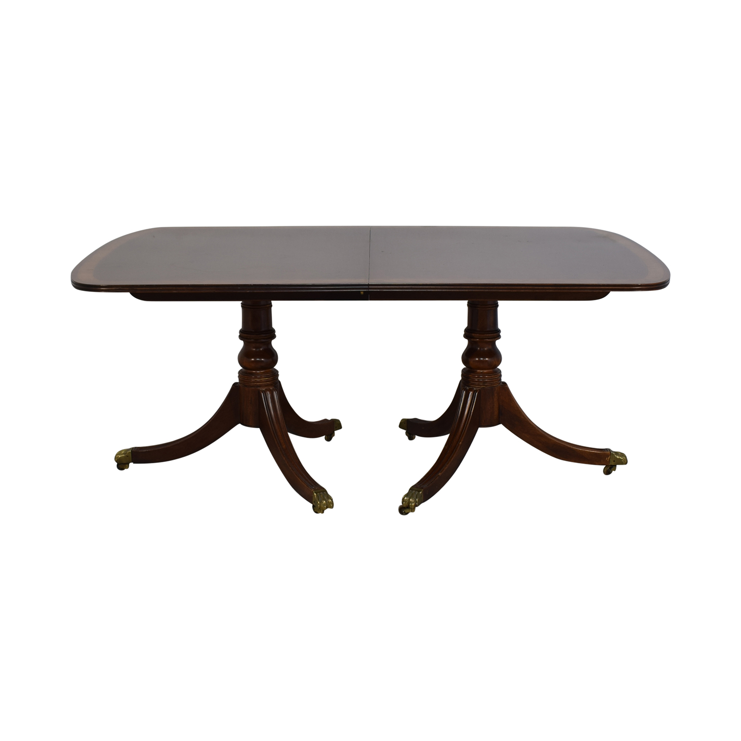 81% OFF - Henredon Furniture Henredon Dining Room Table / Tables