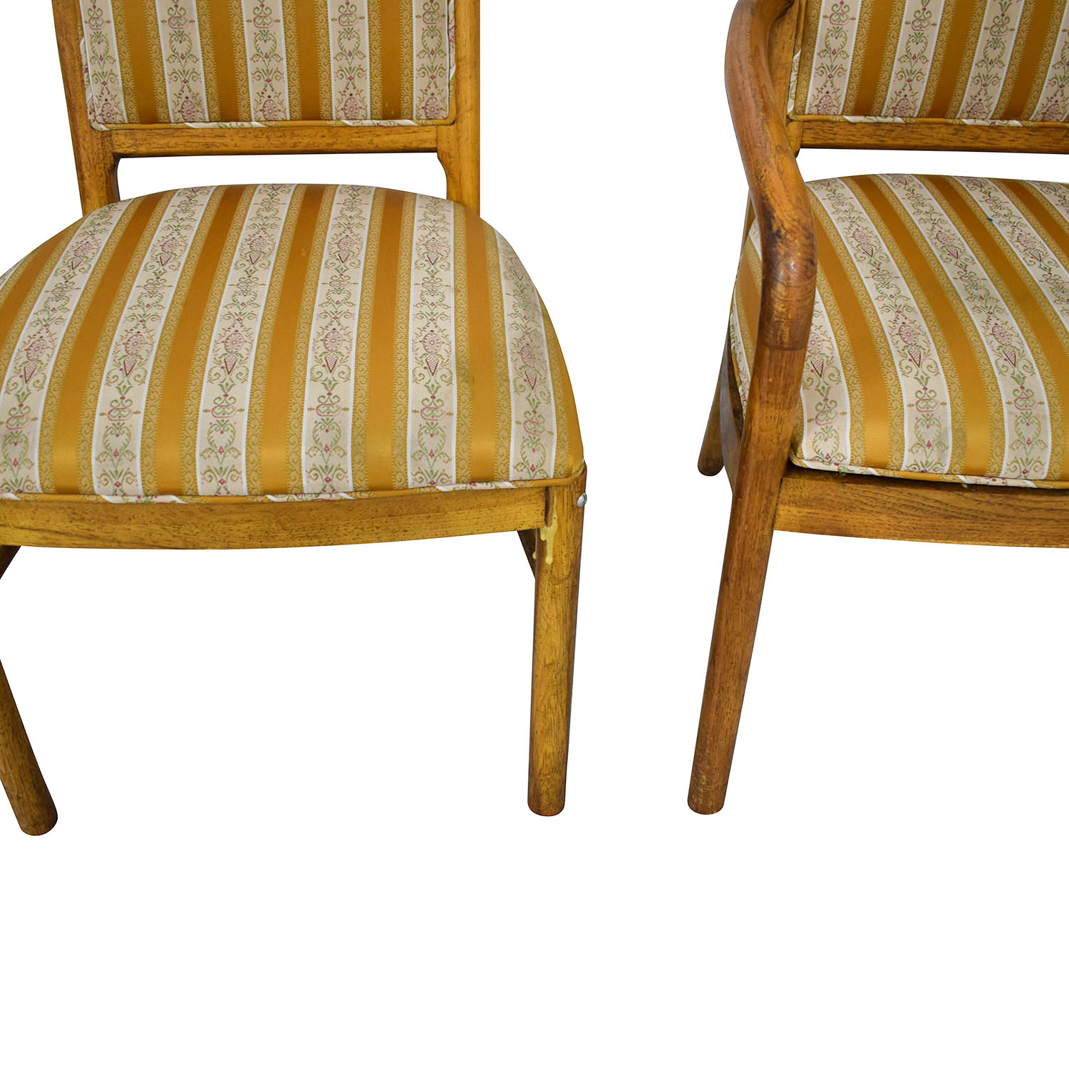 Drexel Heritage Drexel Heritage Dining Chairs dimensions