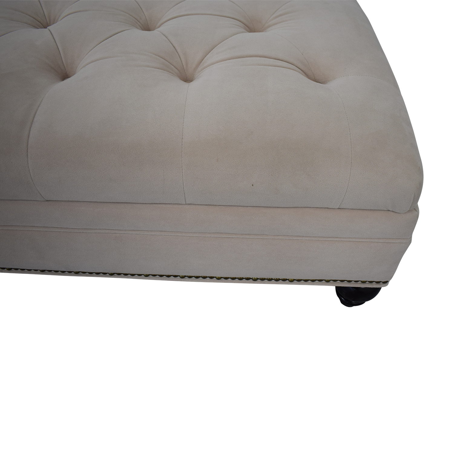 Jonathan Louis Tufted Storage Ottoman Jonathan Louis
