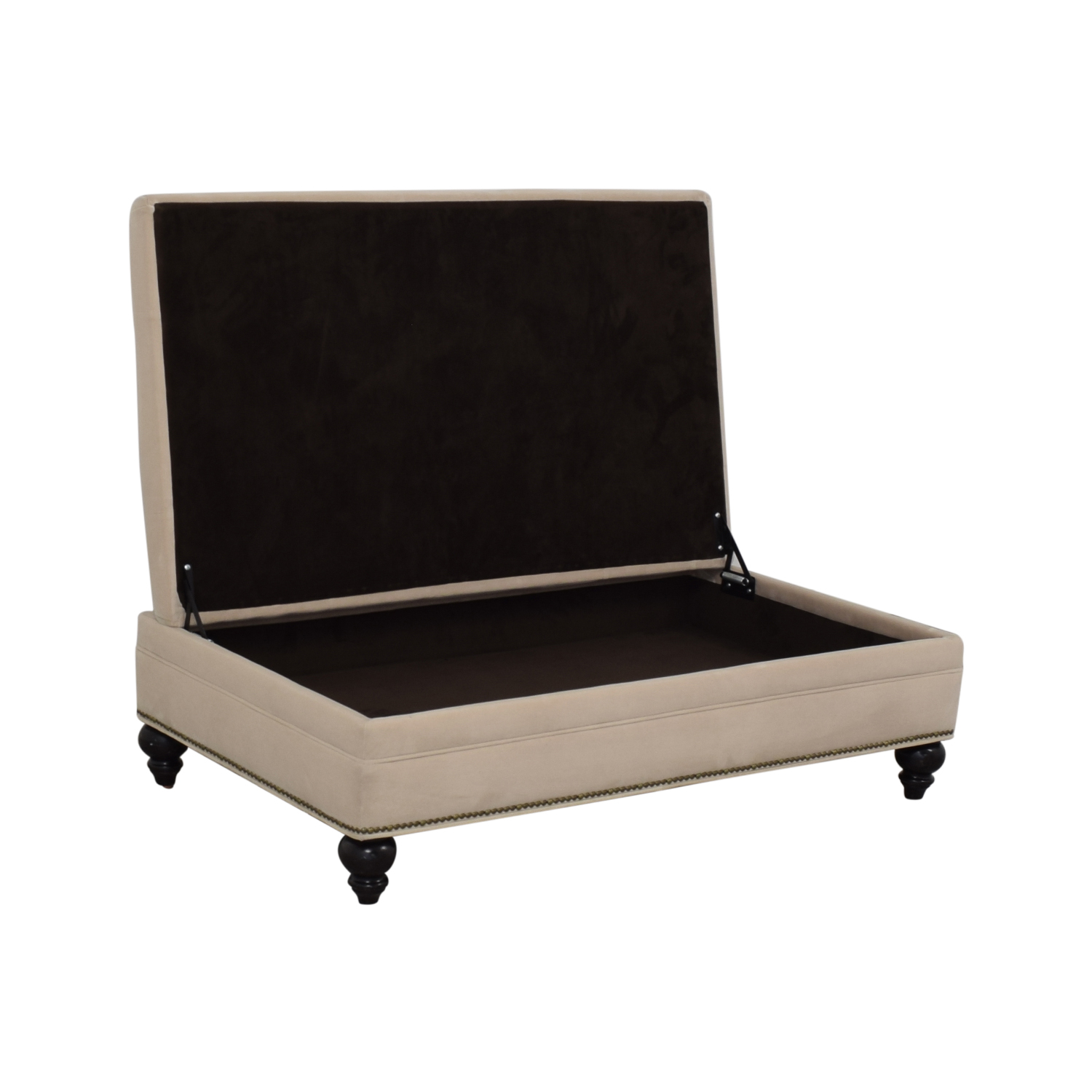 Jonathan Louis Jonathan Louis Tufted Storage Ottoman coupon