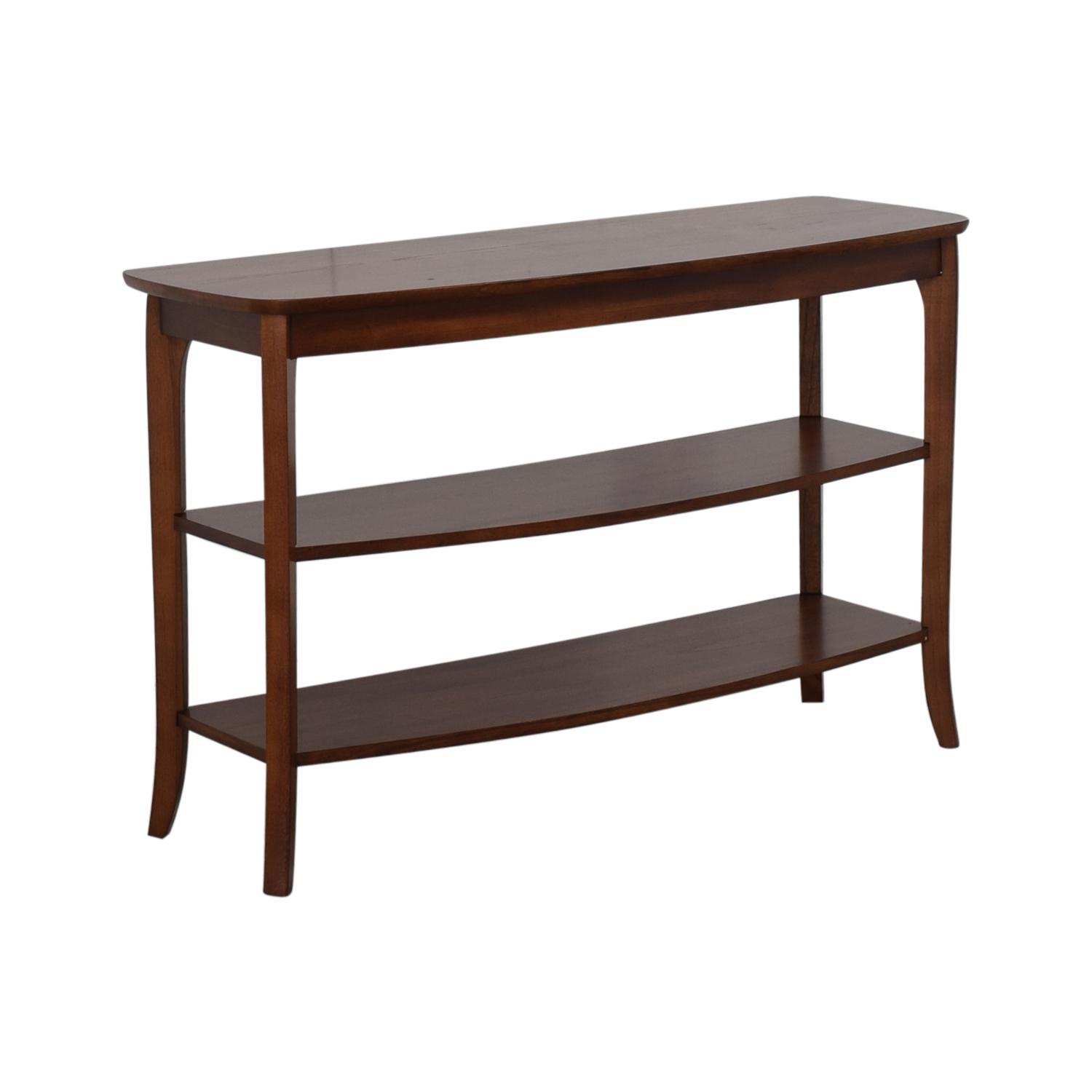 buy Pottery Barn Chloe Wood Console Pottery Barn