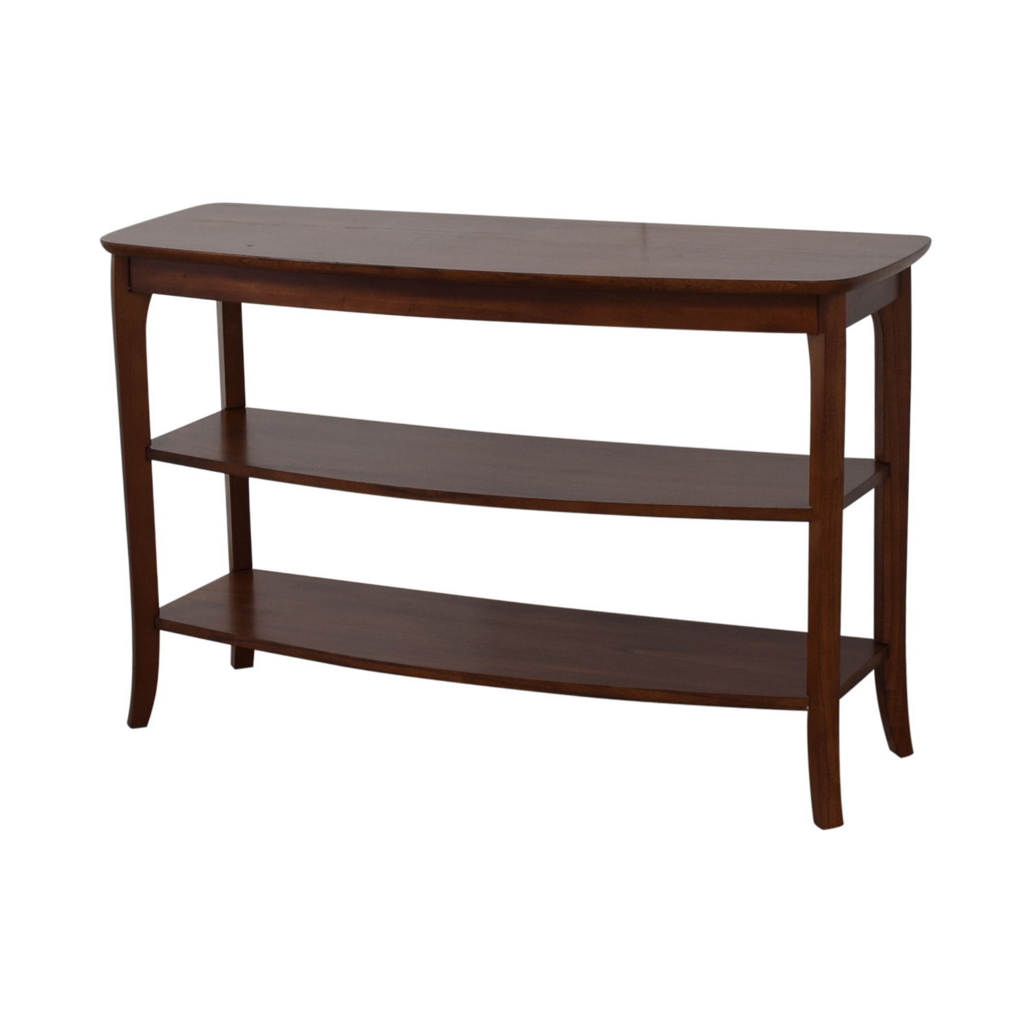 Pottery Barn Pottery Barn Chloe Wood Console coupon