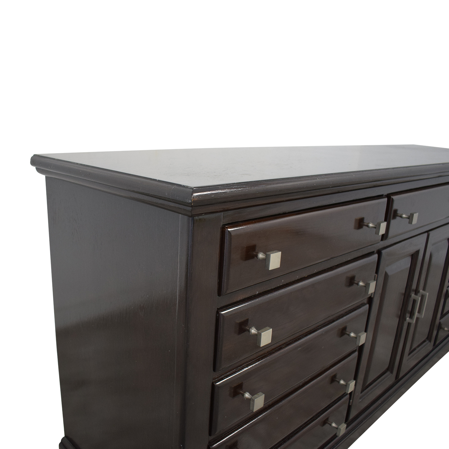 buy Bernhardt Bedroom Combo Dresser with Middle Cabinet Bernhardt
