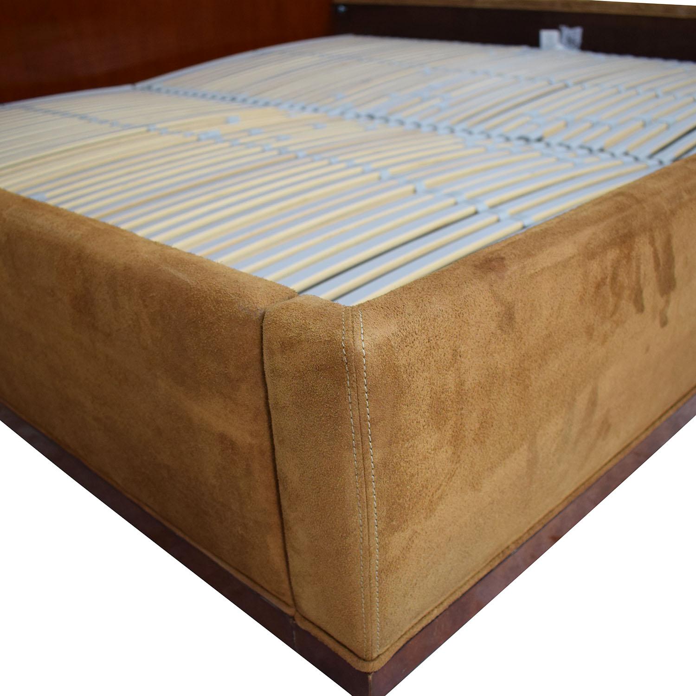 Ralph Lauren Home Ralph Lauren Home Modern Hollywood King Bed mesquite wood