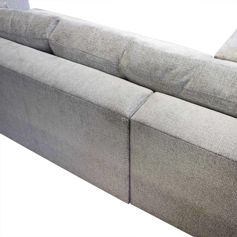 Ferrell Mittman Ferrell Mittman Cooper Sectional Sofa Sofas
