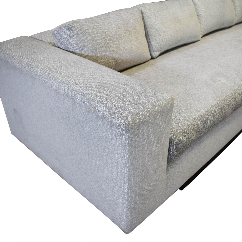 Ferrell Mittman Ferrell Mittman Cooper Sectional Sofa used