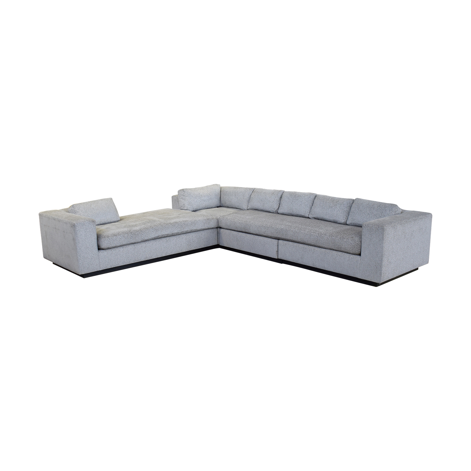 Groovy 83 Off Ferrell Mittman Ferrell Mittman Cooper Sectional Sofa With Reverse Chaise Sofas Gmtry Best Dining Table And Chair Ideas Images Gmtryco