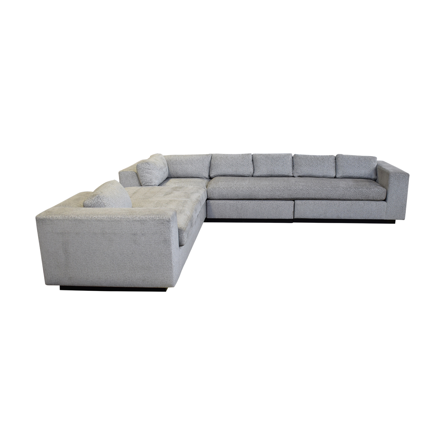 Ferrell Mittman Ferrell Mittman Cooper Sectional Sofa with Reverse Chaise discount