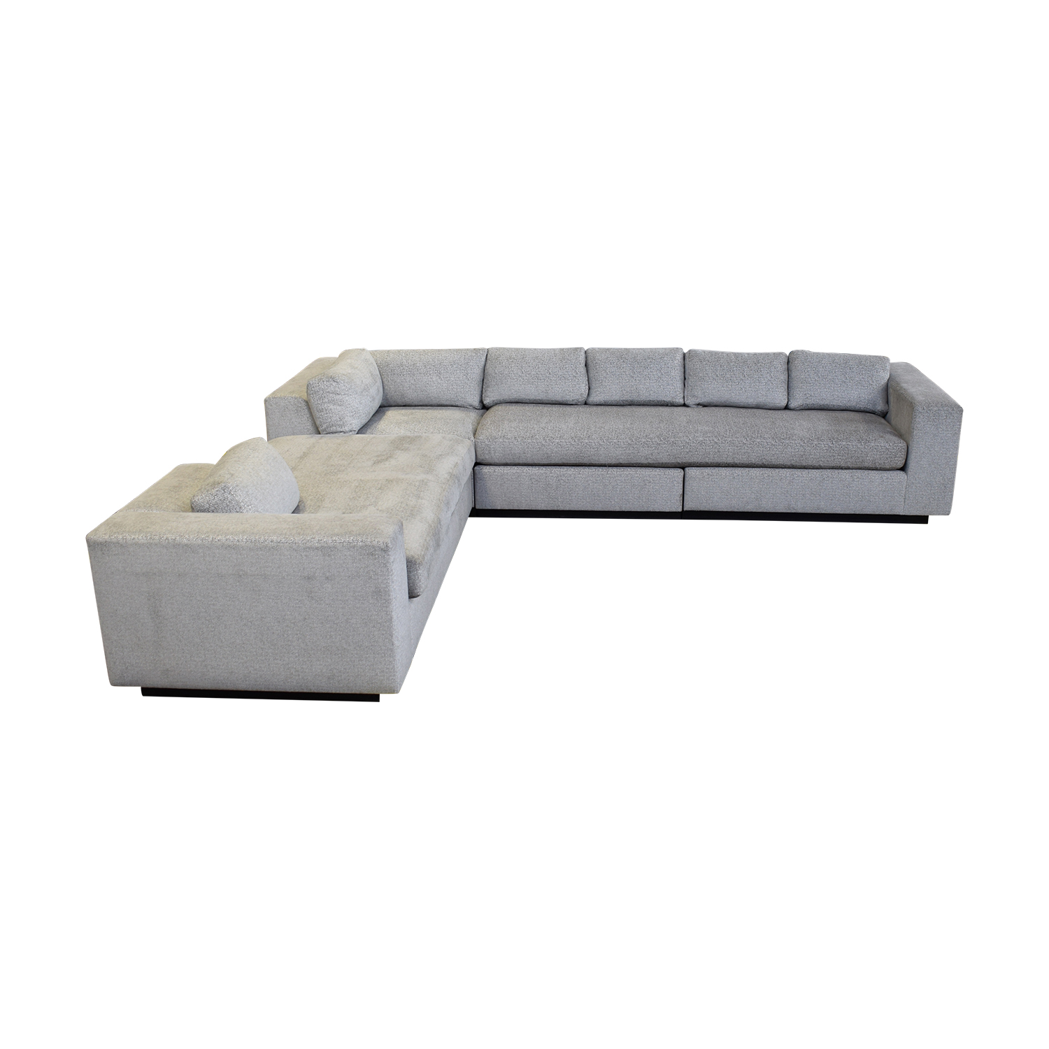 Fine 83 Off Ferrell Mittman Ferrell Mittman Cooper Sectional Sofa With Reverse Chaise Sofas Gmtry Best Dining Table And Chair Ideas Images Gmtryco