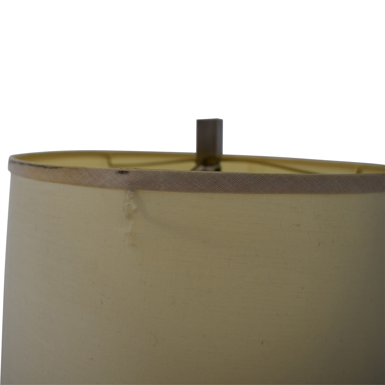 shop Crate & Barrel Crystal Floor Lamp Crate & Barrel Decor