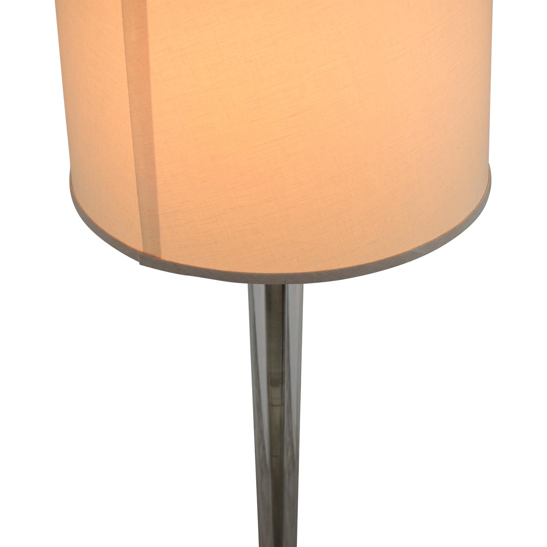 Crate & Barrel Crate & Barrel Crystal Floor Lamp discount