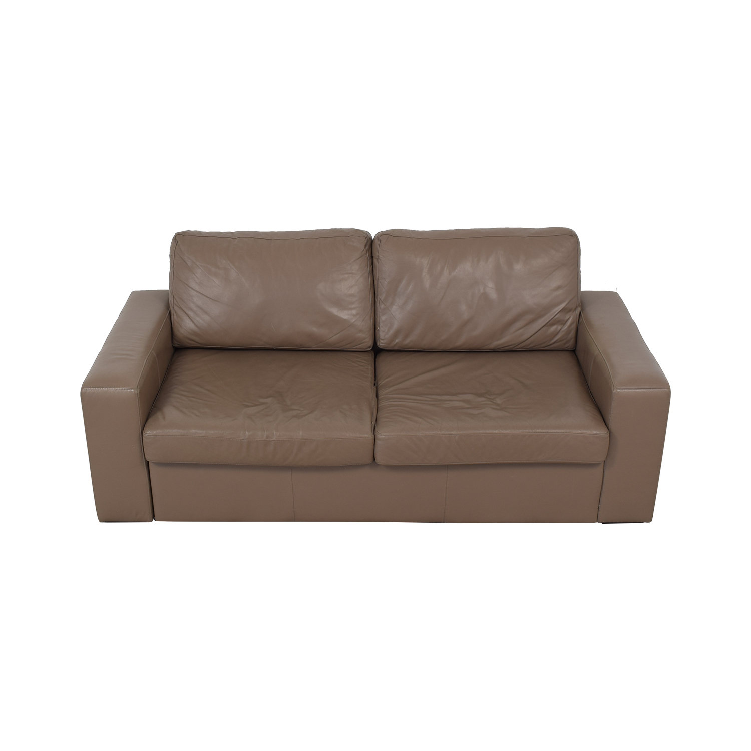 Phenomenal Leather Loveseat Sleeper Sofa Andrewgaddart Wooden Chair Designs For Living Room Andrewgaddartcom