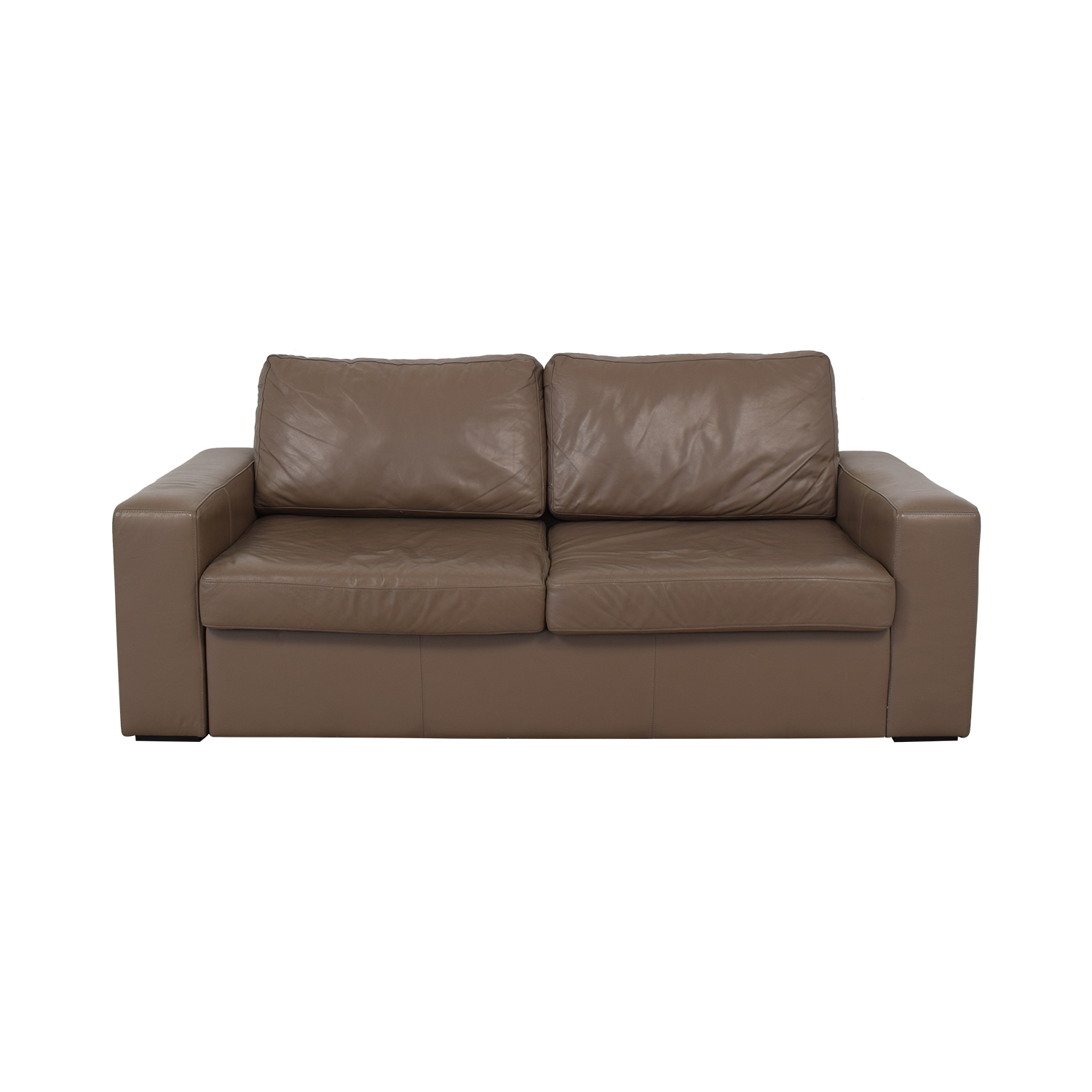 BoConcept BoConcept Leather Sleeper Sofa coupon