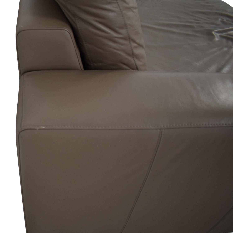 buy BoConcept Leather Sleeper Sofa BoConcept Sofa Beds