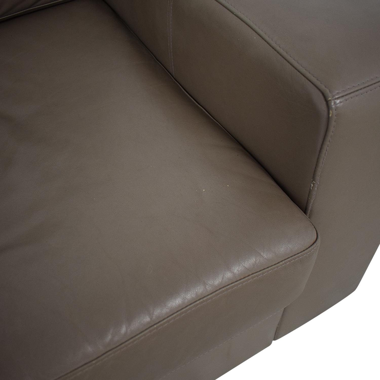 BoConcept BoConcept Leather Sleeper Sofa nj