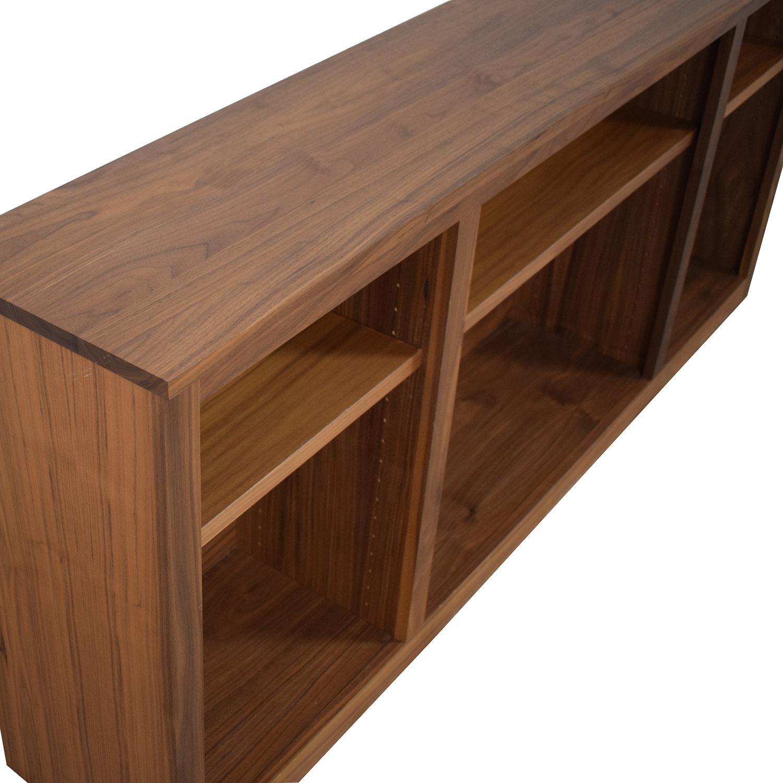 Room & Board Room & Board Woodwind Walnut Bookcase on sale