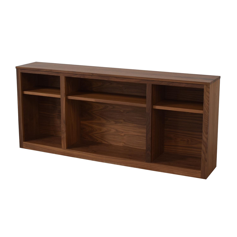 Room & Board Room & Board Woodwind Walnut Bookcase used