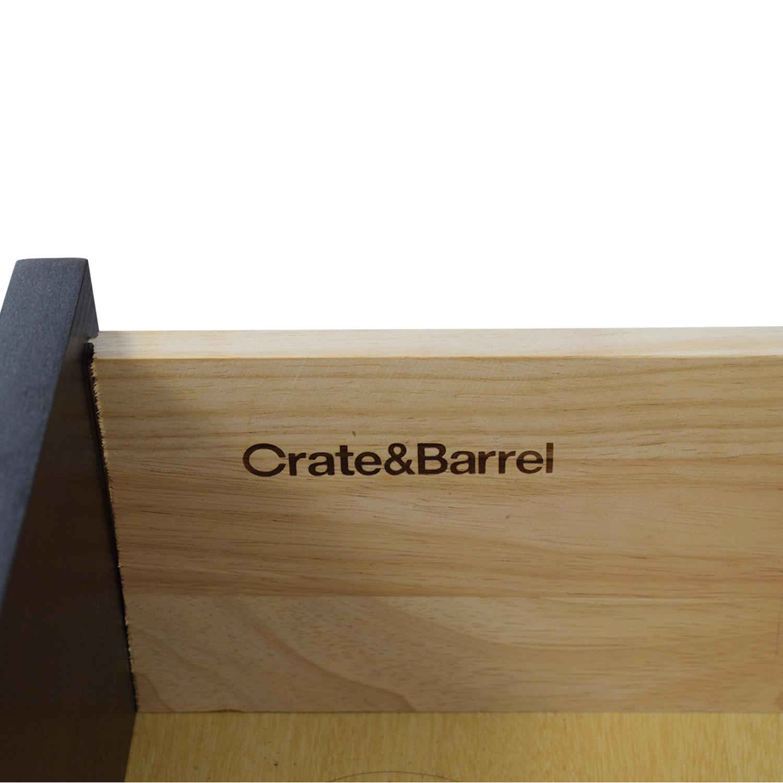 buy Crate & Barrel Night Stands Crate & Barrel