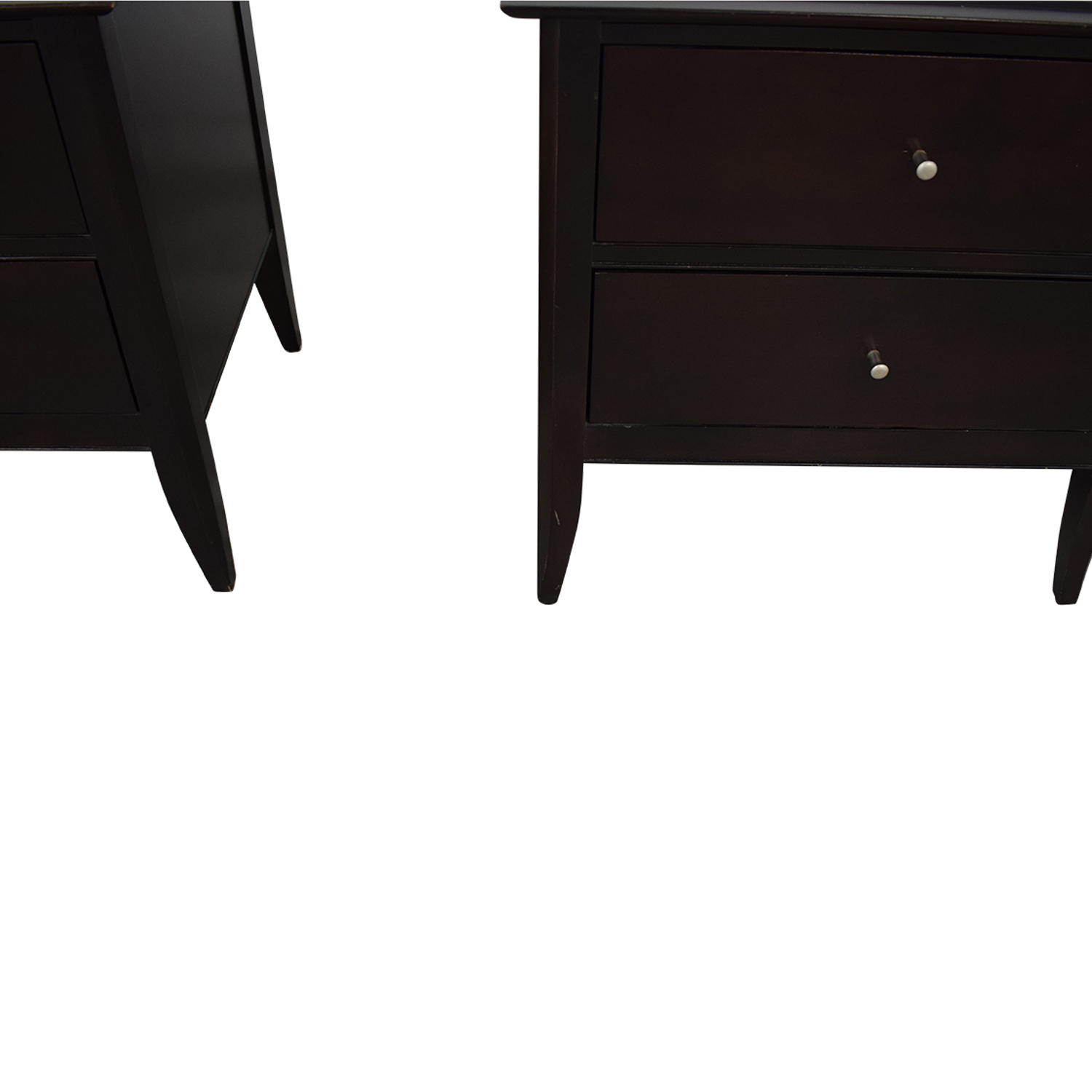 Crate & Barrel Night Stands / Tables