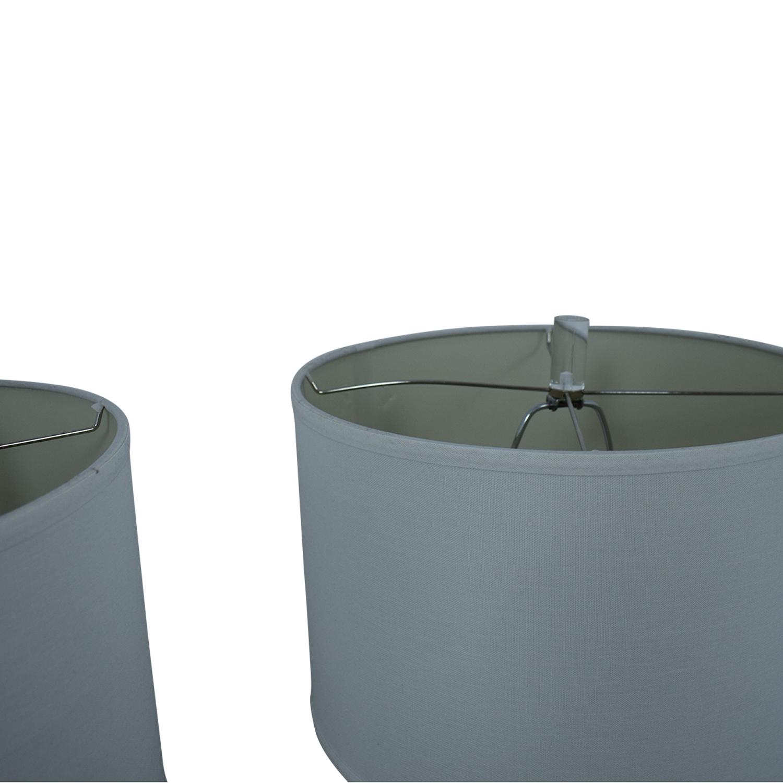 buy Safavieh Safavieh Chevron Strip Table Lamps online