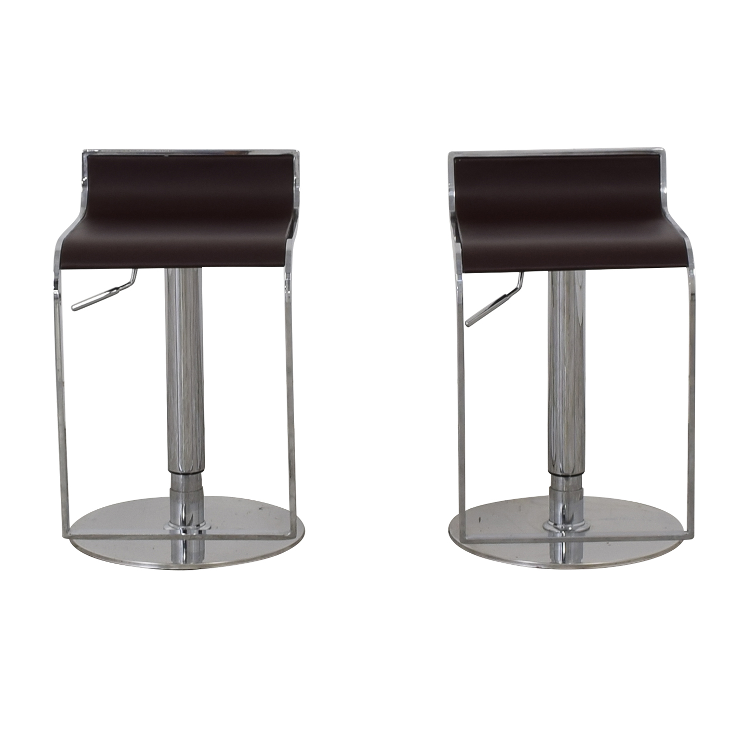 shop Jensen-Lewis Adjustable Bar Stools Jensen-Lewis Stools