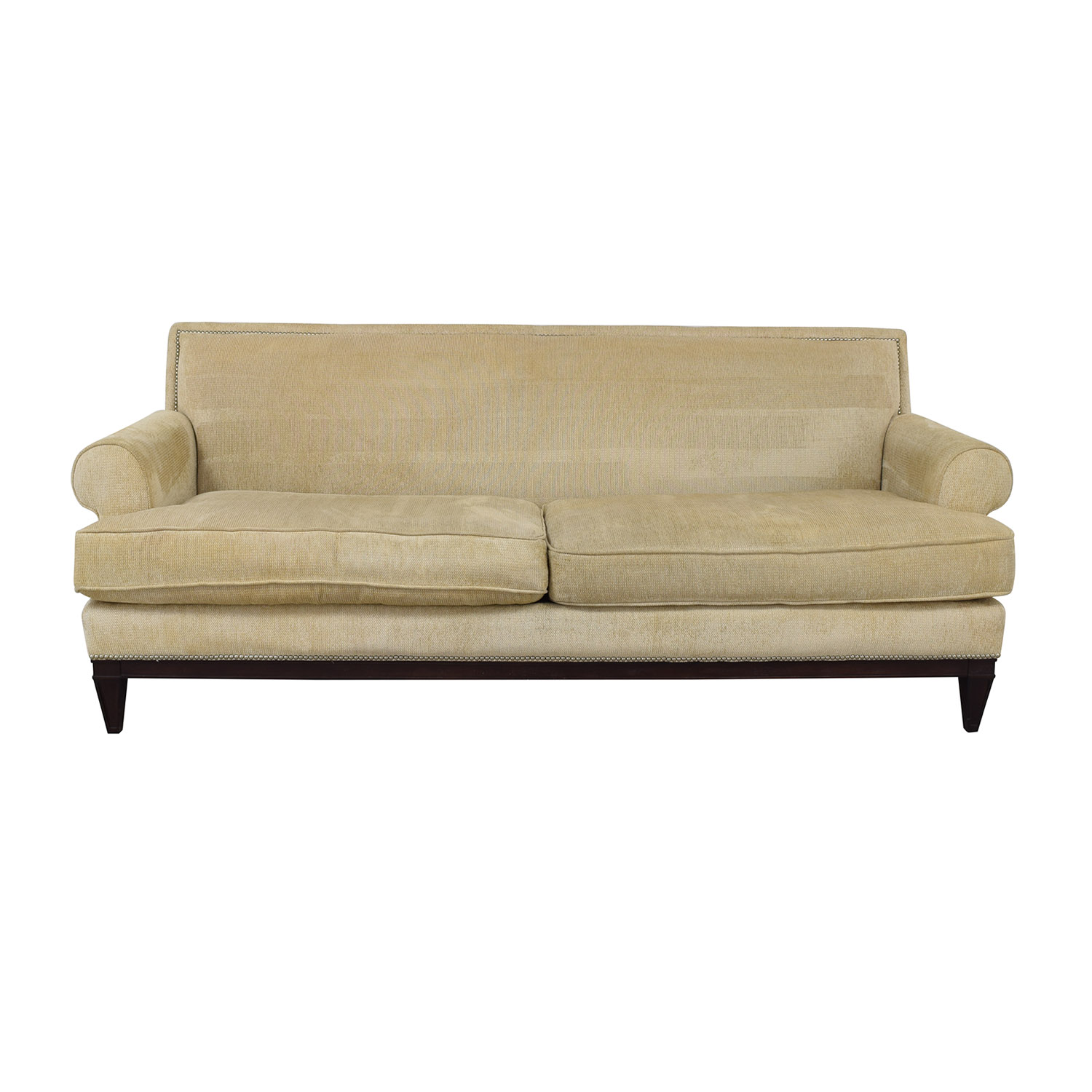 buy Bernhardt Roll Arm Sofa Bernhardt Sofas