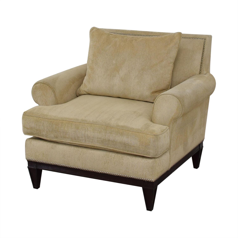 shop Bernhardt Roll Arm Accent Chair Bernhardt Accent Chairs