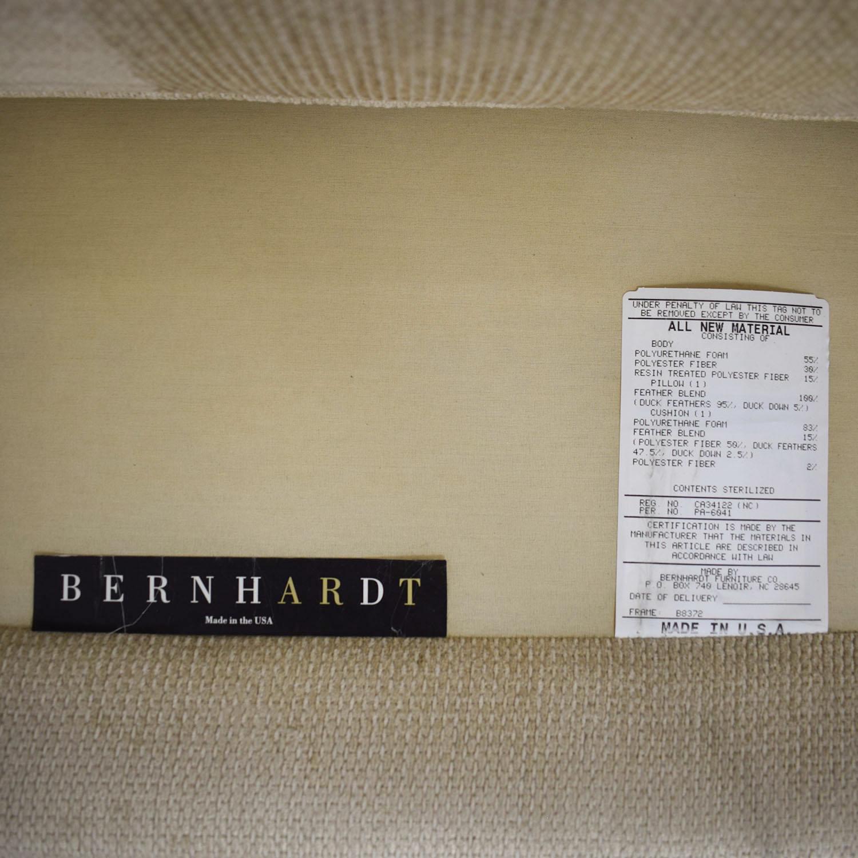Bernhardt Bernhardt Roll Arm Accent Chair