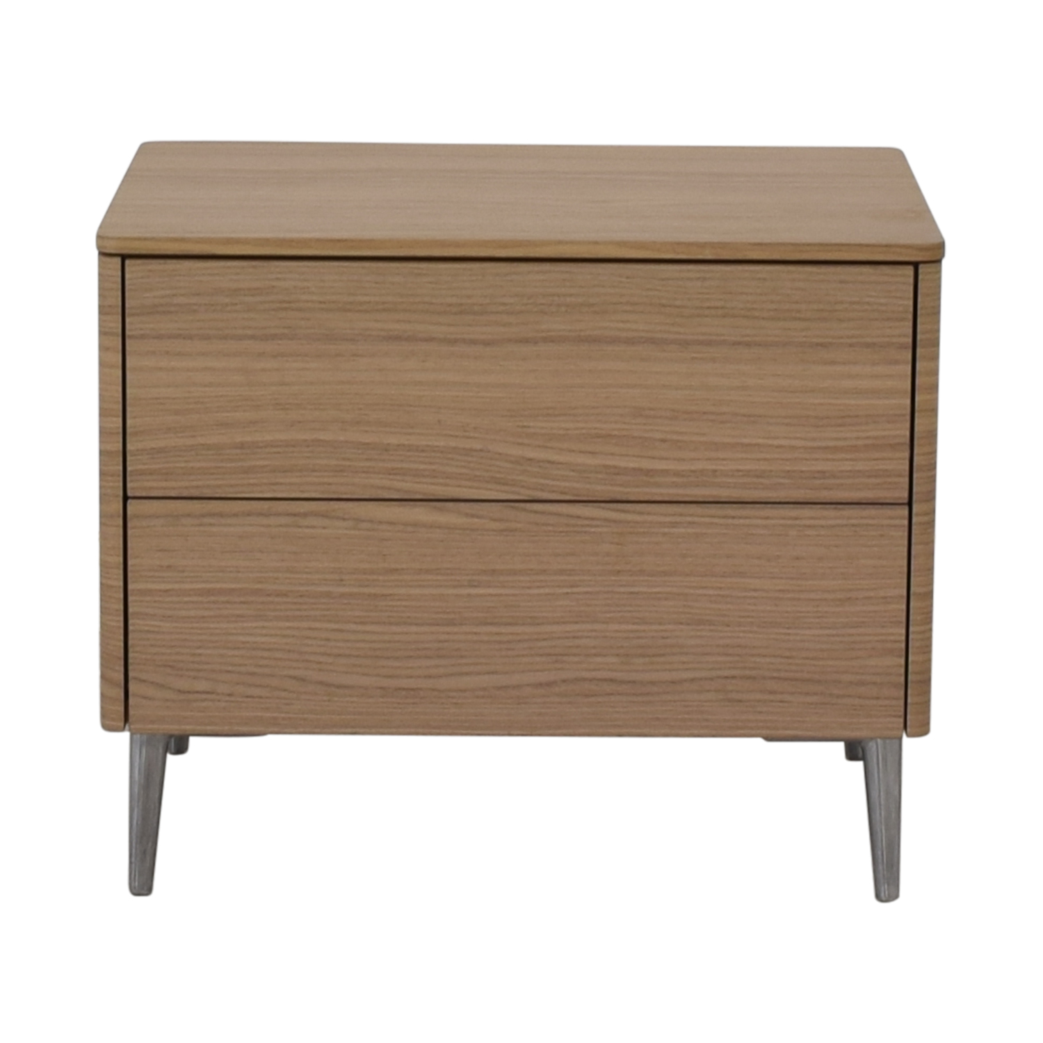 Calligaris Calligaris Boston Two Drawer Nightstand second hand