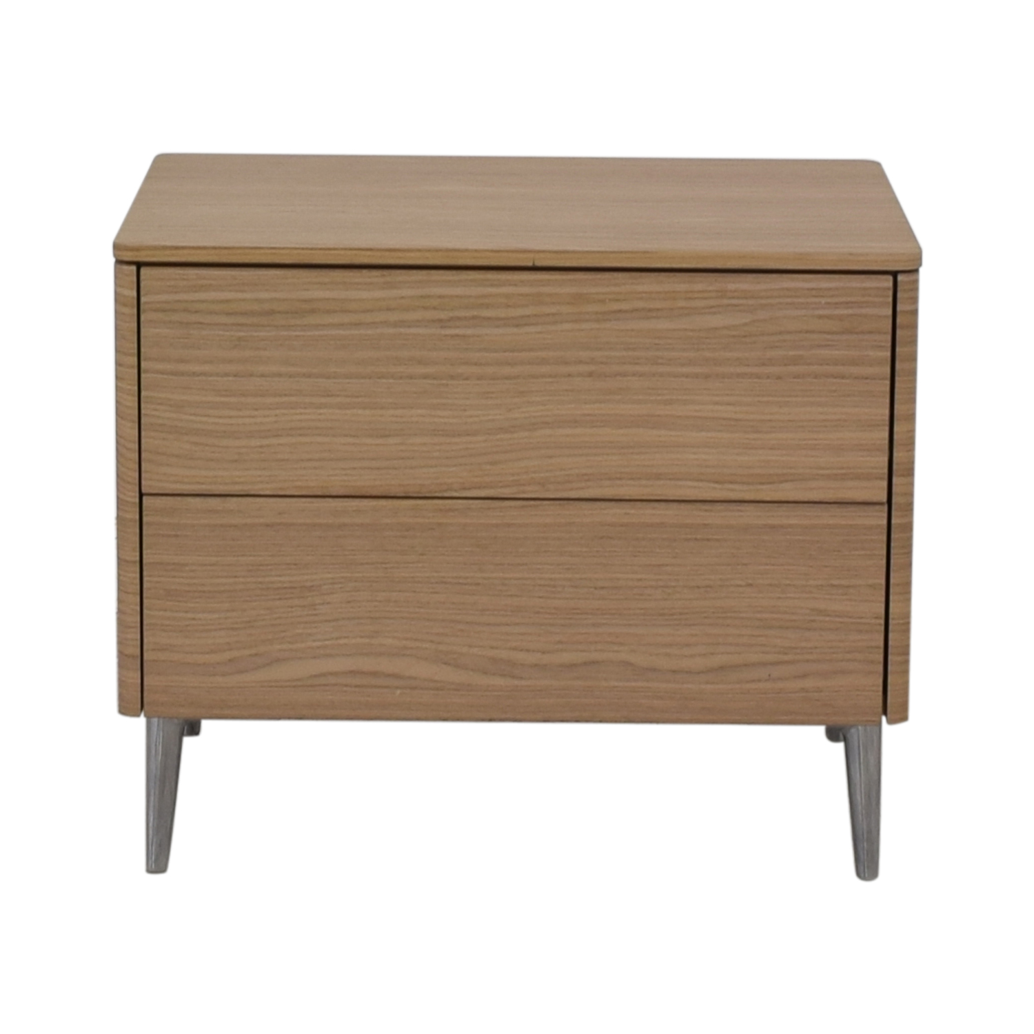 shop Calligaris Boston Two Drawer Nightstand Calligaris Tables