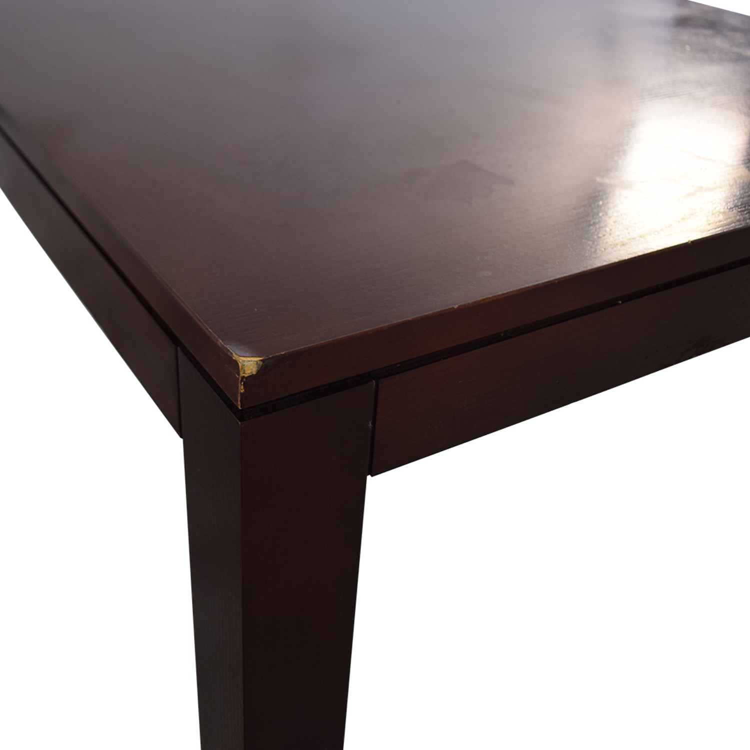 Ethan Allen Ethan Allen Solid Wood Dining Table