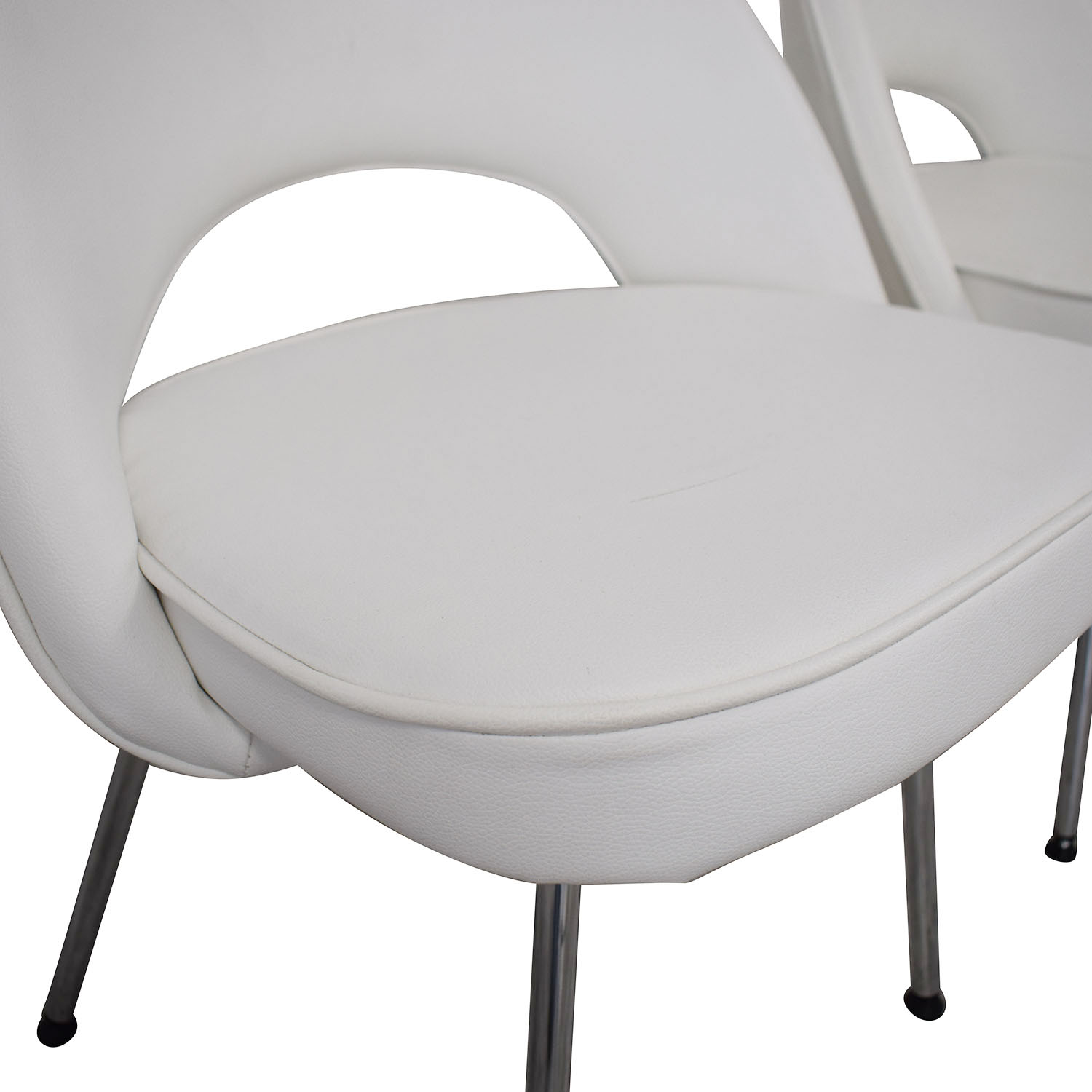 Control Brand Leather Dining Chairs Control Brand