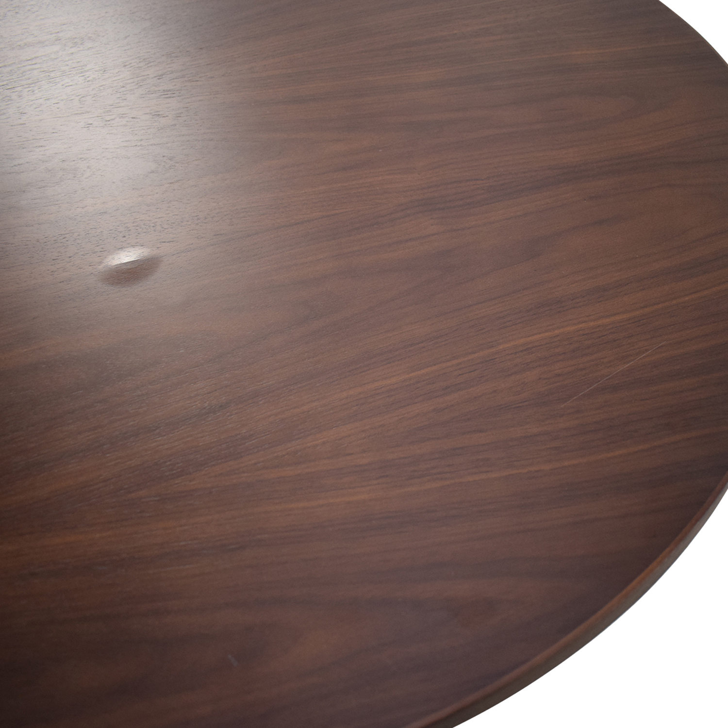 Control Brand Control Brand Sean Dix Mid Century Dining Table dark brown & black