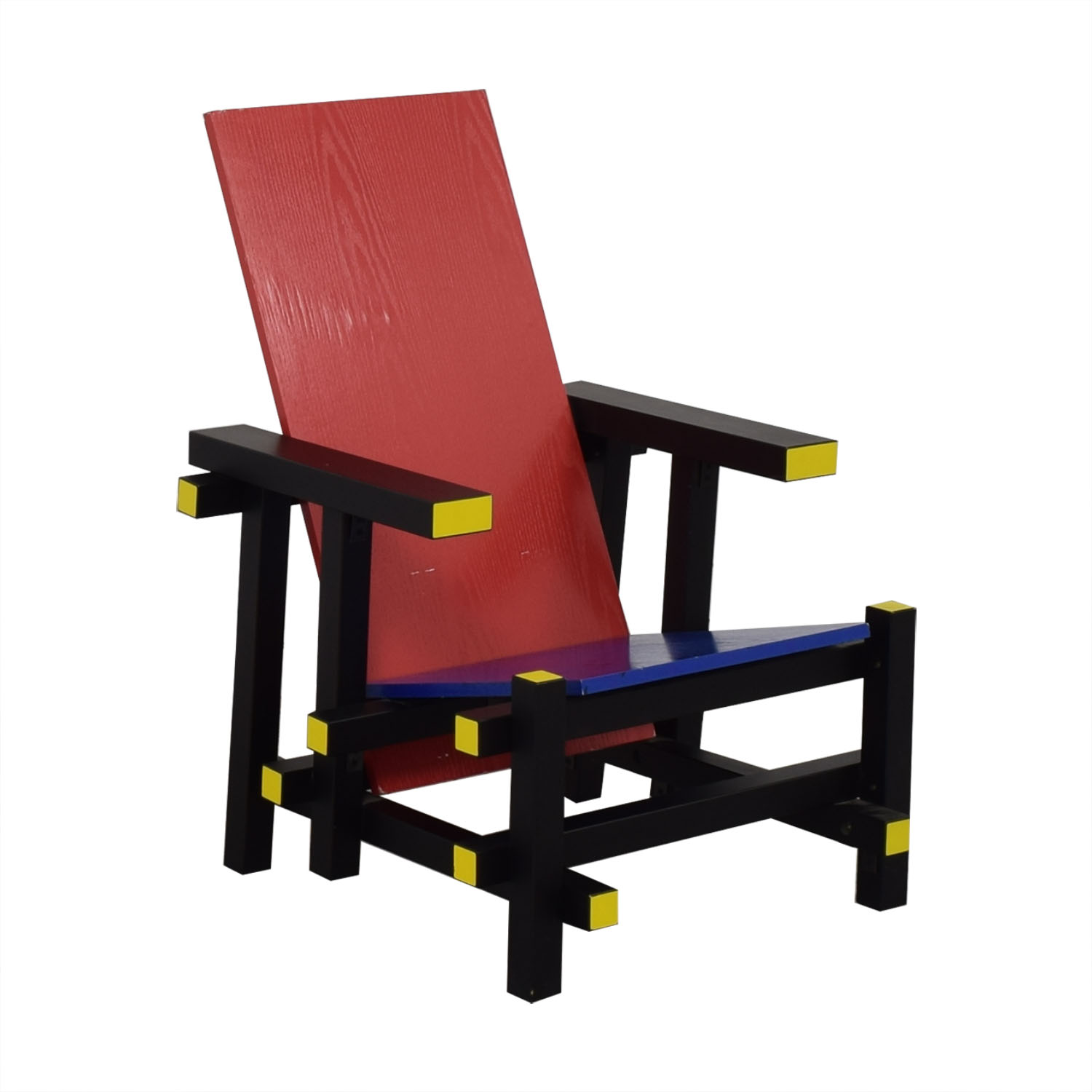 shop Control Brand Control Brand Rietveld-Style Mid Century Lounge Chair online