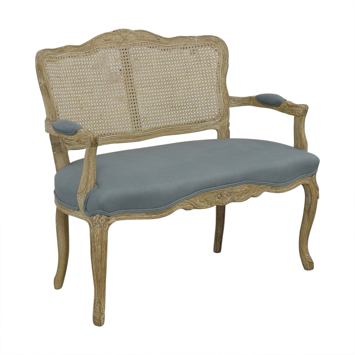 shop French Style Traditional Bench  Chairs