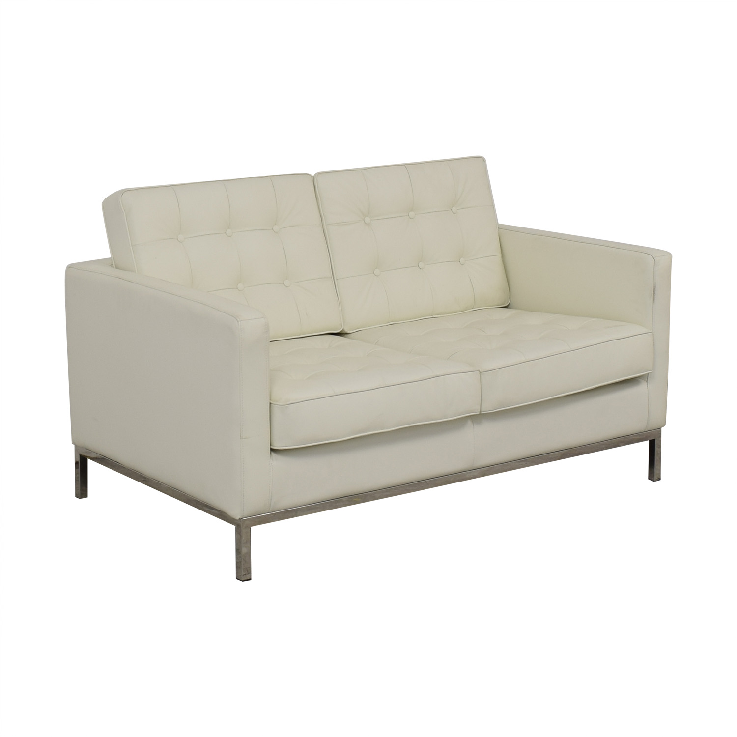 86 Off Control Brand Control Brand Mid Century Tufted Loveseat Sofas