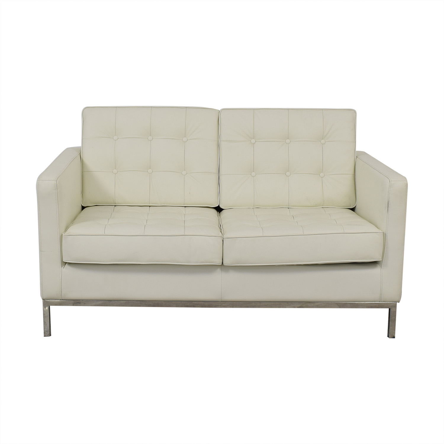 Control Brand Control Brand Mid Century Tufted Loveseat nj